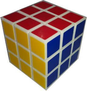 Magic Puzzle Speed Rubik's Cube 3X3X3  available at amazon for Rs.164