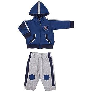 PARIS SAINT GERMAIN Jogging PSG - Collection Officielle Taille bébé garçon 4