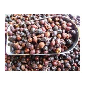 Horse-Direkt Hagebutten Ganze Früchte (Getrocknet) 5 kg – Mit Viel Vitamin C Für Pferde, Ponys, Nager, Hamster