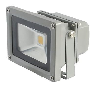 Ledisis LED-Strahler 10W, 700 lm, 6000K, IP65, kaltweiß LED-FLG10cwLC von Ledisis bei Lampenhans.de