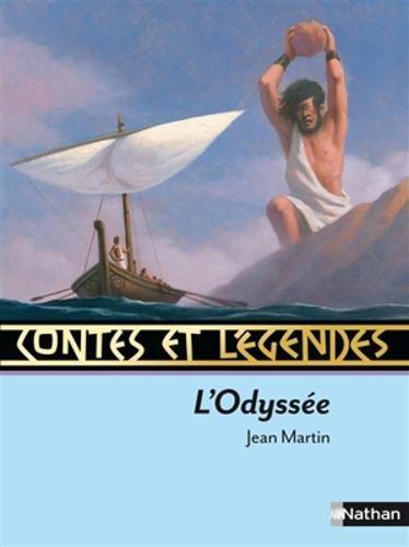 Contes et legendes: L'Odyssee (Contes et Légendes) por Jean Martin