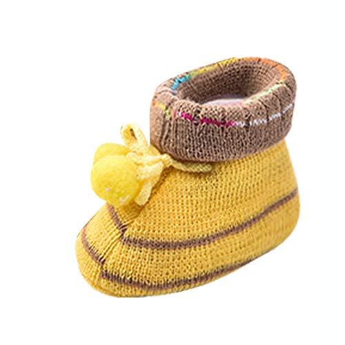 Mitlfuny Invierno Otoño Unisex Zapatos Primeros Pasos
