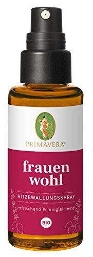 Primavera Bio Frauenwohl Hitzewallungsspray, 50 ml