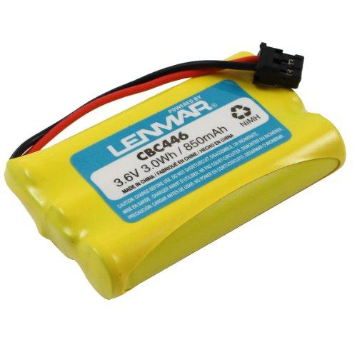 Lenmar CBC446 Nichel-Metallo Idruro 850mAh 3.6V batteria