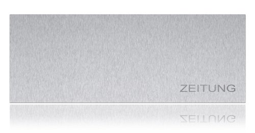 ZED Briefkasten aus Edelstahl – Höchste Qualität - 4