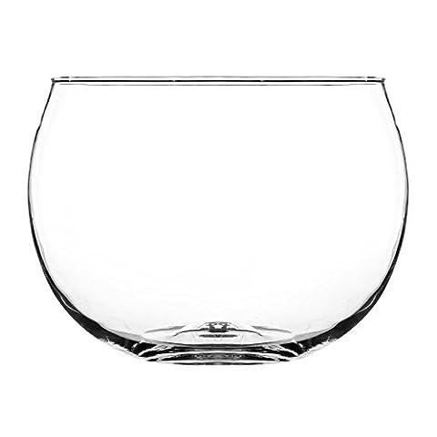 Ravenhead Entertain Serving Bowl, Glass, Transparent, 23
