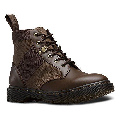 Footaction Amazon Aclaramiento De Salida De Fábrica D3056 anfibio uomo DR. MARTENS BEAM scarpe marrone boot shoe man Marrone Wsxirfkk