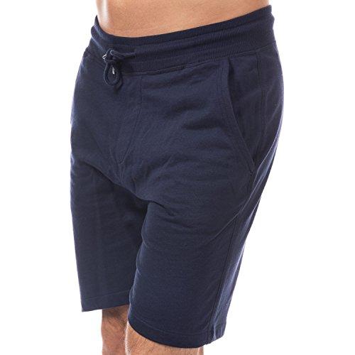 D-Struct - Pantalón Corto - para Hombre Azul Azul Medium 54fb854b4e1
