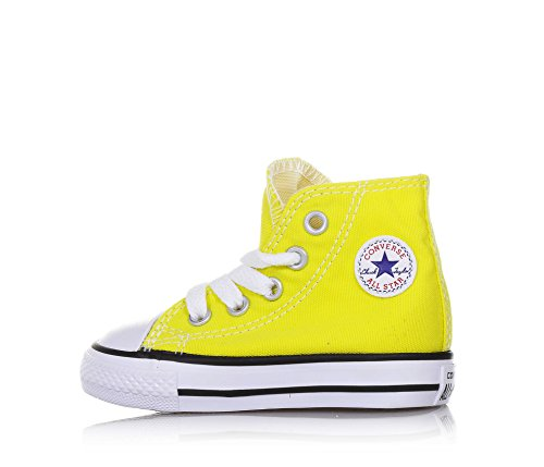 CONVERSE Kind / oder hohe Turnschuhe 355738C CTAS HALLO YELLOW Fresh Yellow