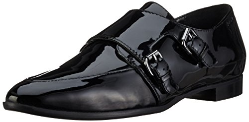 Joop Ladies Ismene Monk Patent Black Ballerine Chiuse (900)
