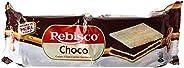 ساندويتش كراكر تشوكو محشوة بالكريمة من ريبيسكو، العلبة تحتوي على 10 قطع وزن كل منها 34 غرام