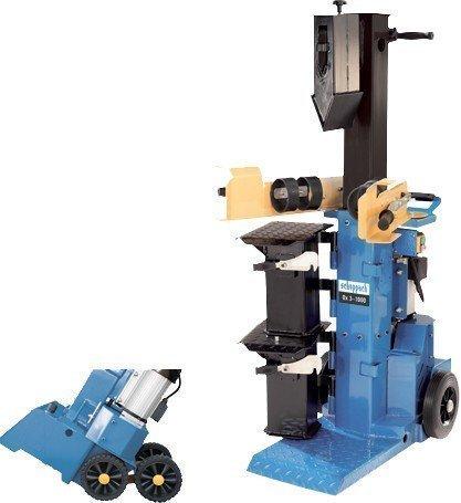 Scheppach ox 3-1000 Hydraulikspalter stehend 400V 10 to