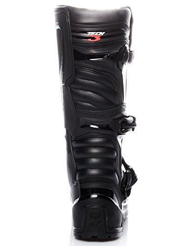 Alpinestars Motocross-Stiefel Tech 3 Enduro Schwarz Gr. 43 - 5