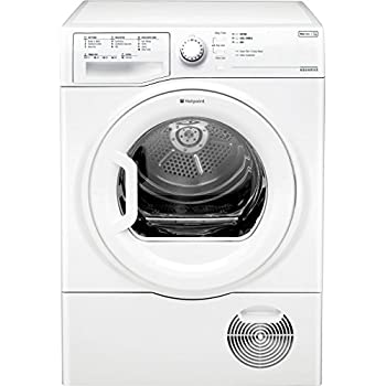 Hotpoint TDWSF83BEP 8kg Freestanding Condenser Tumble: Amazon co uk