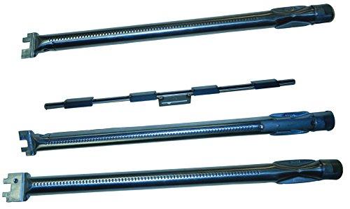Music City Metals 138e4Edelstahl Brenner Ersatz für Gas Grill Modelle Weber Spirit E-3102013und Weber Spirit s-3102013
