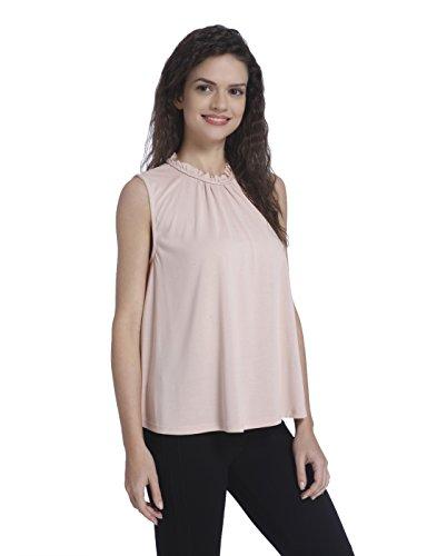 Only Damen T-Shirt Rosa