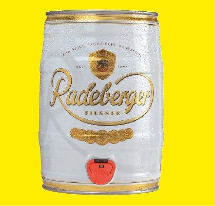 radeberger-pils-5l-fass-dose