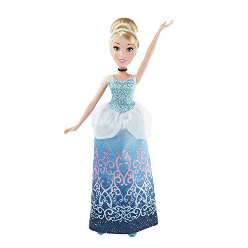 Hasbro Disney Prinzessin B5288ES2 - Schimmerglanz Cinderella, Puppe
