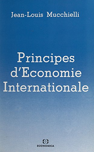 Principes d'économie internationale (1) : Le commerce international