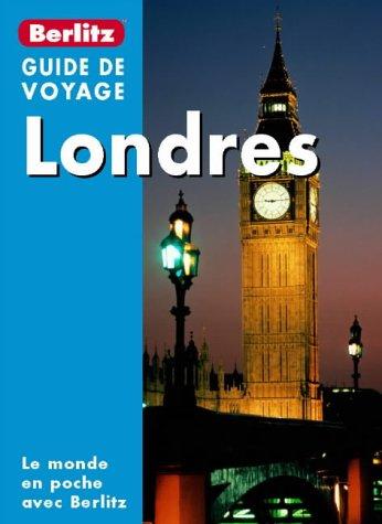 Berlitz London Pocket Guide in French (Berlitz Pocket Guide)