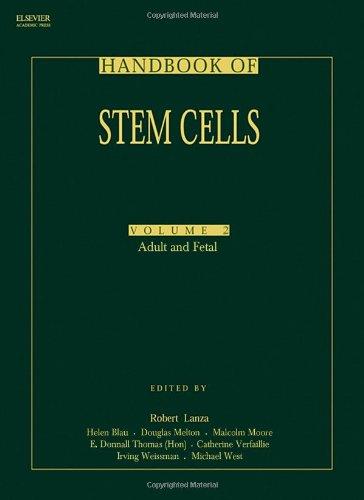 Handbook of Stem Cells, Two-Volume Set: Volume 1-Embryonic Stem Cells; Volume 2-Adult & Fetal Stem Cells: Embryonic Stem Cells v. 1