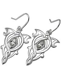 Herr der Ringe - Ohrringe Arwens Abendstern Heraldic