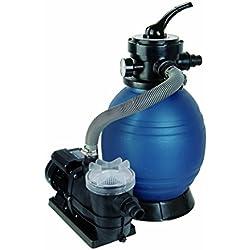 T.I.P. Piscina Juego de filtros filtro de arena SPF 250F, hasta 10.000L/h caudal