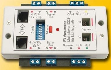 Preisvergleich Produktbild Viessmann 5229 - Multiplexer für Lichtsignale