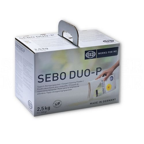 StaubsaugerManufaktur Teppichreiniger  SEBO 0472 SE duo-P  im Test