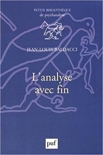 L'analyse avec fin par Jean-Louis Baldacci