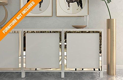 HomeArtDecor | Superposición Faro | Adecuado para IKEA Besta | Superposición de...