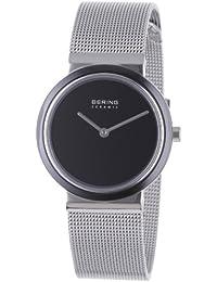 BERING Time Damen-Armbanduhr Slim Ceramic 10729-042