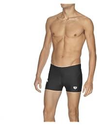 Arena Byor - Traje de natación para hombre, tamaño 6, color negro / blanco