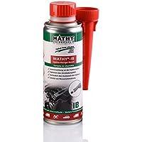 MATHY-IB Reiniger für den Benzin Motor Einspritzdüsen und Injektorreiniger 200 ml mit Einfüller