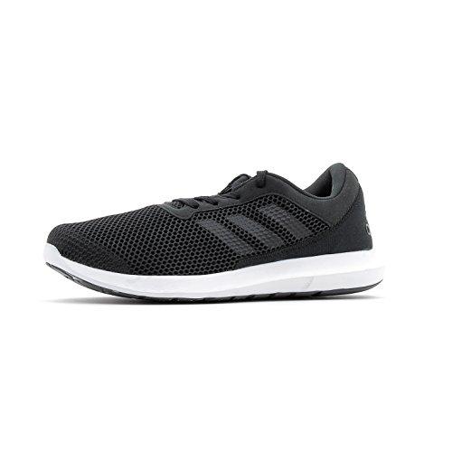 adidas Herren Element Refresh 3 M Laufschuhe, Blau Mehrfarbig (Core Black Core Black Core Black)