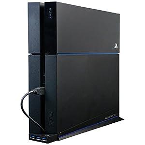 Vertical Stand und USB Hub