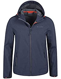 Mountain Warehouse Veste Homme Softshell texturée Reykjavik