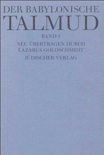 Der Babylonische Talmud (12 Bde)