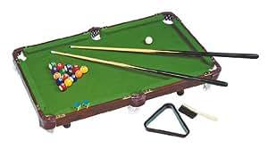 Tavolo da biliardo in legno giochi e giocattoli - Mini biliardo da tavolo ...