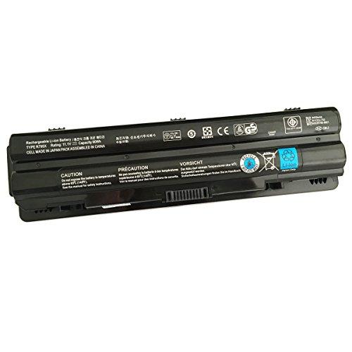 7XINbox 90Wh 11.1V R795X Ersatz Akku Batterie für Dell XPS 17 15 14 L702X L701X L502X L501X L401X Laptop Battery P/N: 312-1123 312-1127 JWPHF J70W7