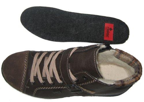 Rieker L5242-45 donna Sneaker Marrone