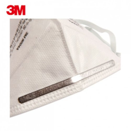 3M 9004 Foldable Dust Respirator Mask