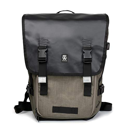 Crumpler muhpbp-004 Muli Half Photo Backpack Black Tarpaulin schwarz Sony Covert