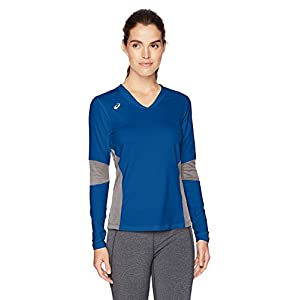ASICS Damen Köder Long Sleeve Jersey, Damen, BT3279