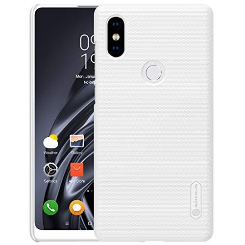 Étuis pour téléphone cellulaire NILLKIN Givré Concave-Convexe Texture PC Case pour Xiaomi Mi Mix 2S