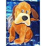 "Disney Lady and the Tramp 8"" Trusty Plush soft dog doll toy"