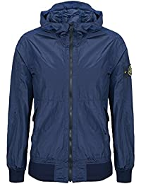 Stone Island Jacket - Spring Summer 2018 Nylon Metal Watro Ink Blue Jacket – RRP £495 (681545047 V0026)