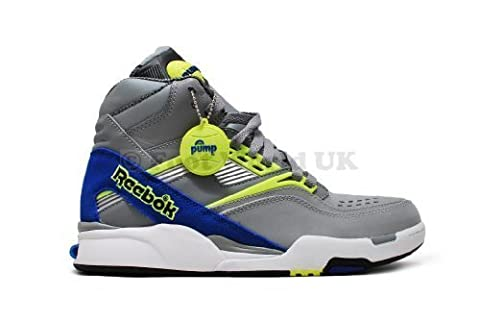 Reebok Men's - Twilight Zone Pump Reto Trainers - Grey