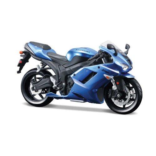 Maisto kit modelo - Kawasaki Ninja ZX-6R Motobike - 1:12 de la escala - RT39155 - NUEVO