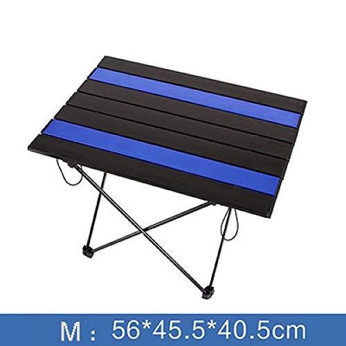 QQWWEE Outdoor Camping Tisch Folding Aluminiumlegierung Tisch Wasserdicht Ultraleicht Beständig Grill Tisch Schreibtisch Für Camping Picknick